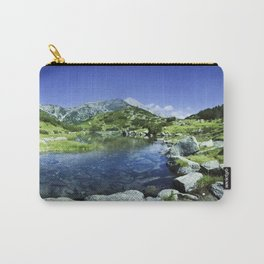 River in a mountains. Bulgari. Pirin mountains. Carry-All Pouch