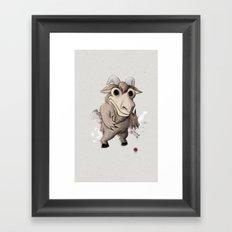 Wild one³ Framed Art Print