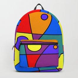 Klee #71 Backpack