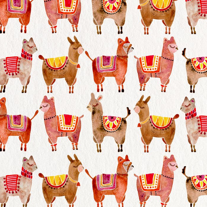 Alpacas Leggings