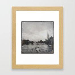 London #6 Framed Art Print