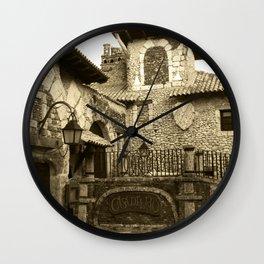 Altos de Chavon Wall Clock