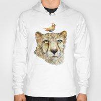 cheetah Hoodies featuring Cheetah by dogooder