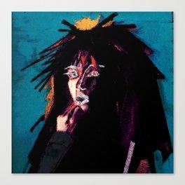 vinyl remix: jody watley Canvas Print