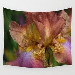 Iris Dreams Wall Tapestry