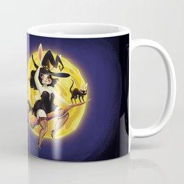 Bunny to the moon Coffee Mug