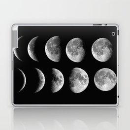 Phases (black) Laptop & iPad Skin
