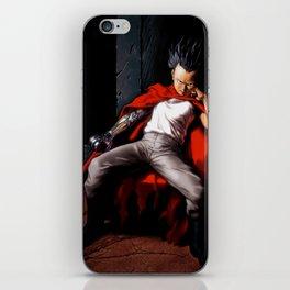 Tetsuo Throne iPhone Skin