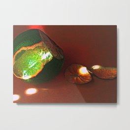 There is Still Life Metal Print