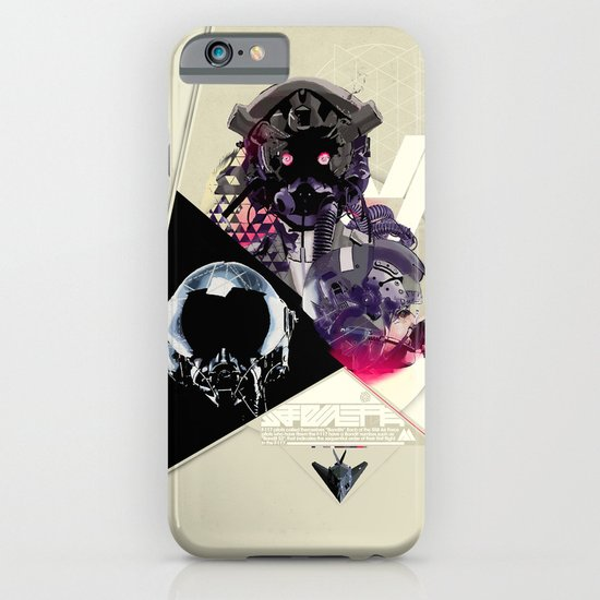 STEALTH: PILOTS iPhone & iPod Case