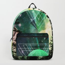GUESTS FROM SPACE Backpack