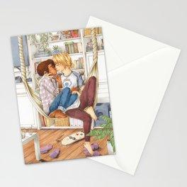hammockakathefloorislava.png Stationery Cards