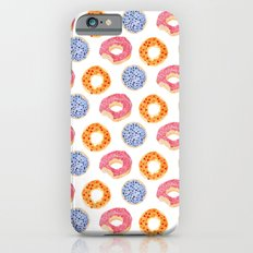sweet things: doughnuts Slim Case iPhone 6s