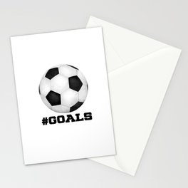 #Goals Stationery Cards
