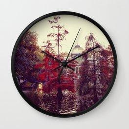Palacio de Cristal Wall Clock
