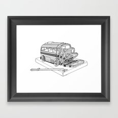 Loaf Framed Art Print