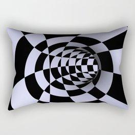 opart -60- inside the donut Rectangular Pillow