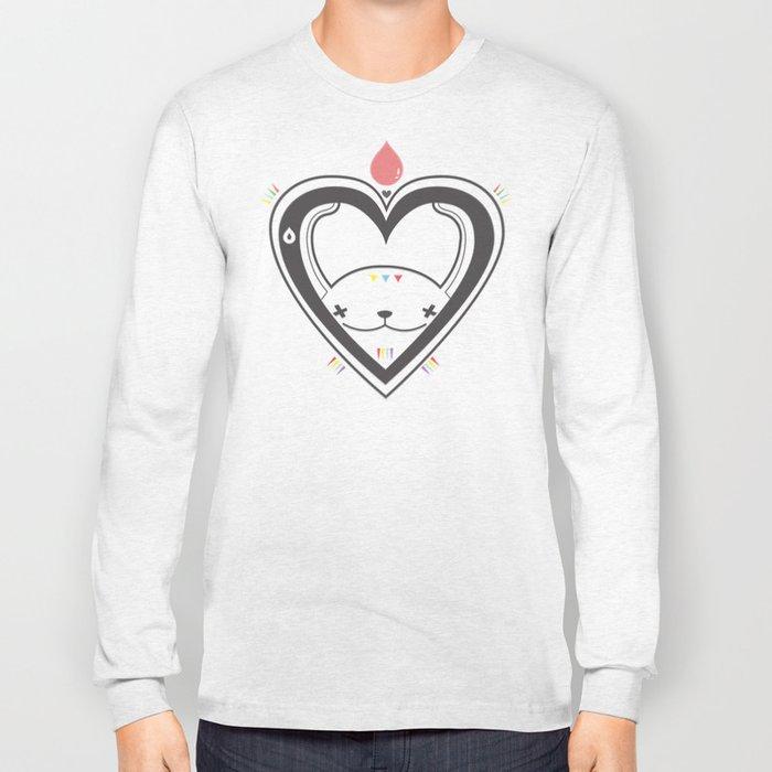 HEART ♥ DROP Long Sleeve T-shirt