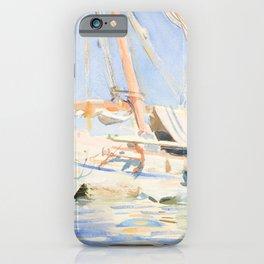 """John Singer Sargent """"Palma, Majorca"""" iPhone Case"""
