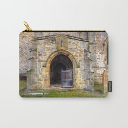 Holy Trinity Church, Wensley Carry-All Pouch