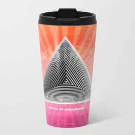 Doors of perception series 1 Metal Travel Mug