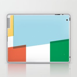 SECRET CYCLING FLAG - PANTANI Laptop & iPad Skin