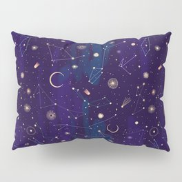Night of a Thousand Moons Pillow Sham