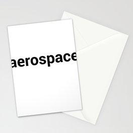 aerospace Stationery Cards