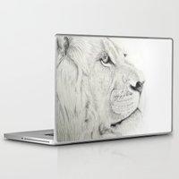 leo Laptop & iPad Skins featuring Leo by Polina Kovaleva