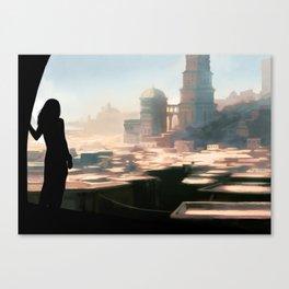 Dakaia Canvas Print