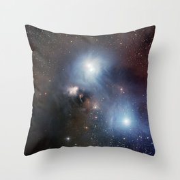 R Coronae Australis Throw Pillow