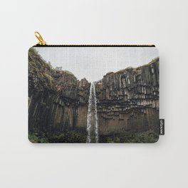 Waterfall XVI / Iceland Carry-All Pouch