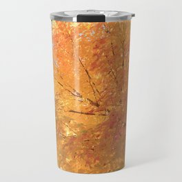 Autumn Explosion Travel Mug