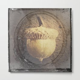 ACORN - PORTRAIT Metal Print