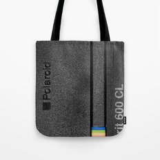 Polaroid Spirit 600 CL, black Tote Bag
