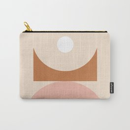 Abstraction_Balance_Mountains_Minimalism_009 Carry-All Pouch