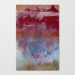 Pink Storm Canvas Print