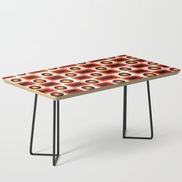 1970s africolor Coffee Table