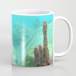 Watercolor Seascape, St John 70, USVI Coffee Mug