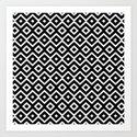 B&W Maze by lllcreations