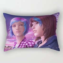 Life is Strange - With You Rectangular Pillow