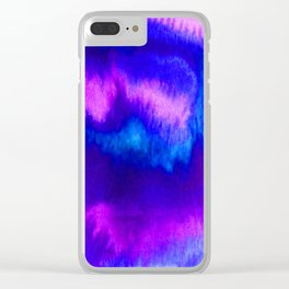 Part Of Their World Clear iPhone Case