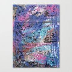 B@stard B@nker Canvas Print