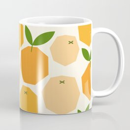 Orange Coffee Mug