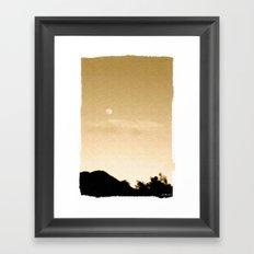 Gold 4 Framed Art Print