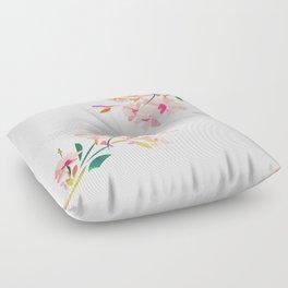 Hello Spring Floor Pillow