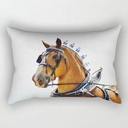 equine majesty Rectangular Pillow
