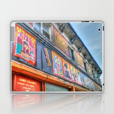 Coney Island USA Building Laptop & iPad Skin