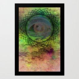 The Grand Delusion Art Print