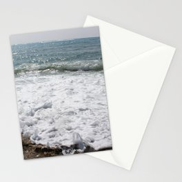 Bubbles in the Ocean Stationery Cards